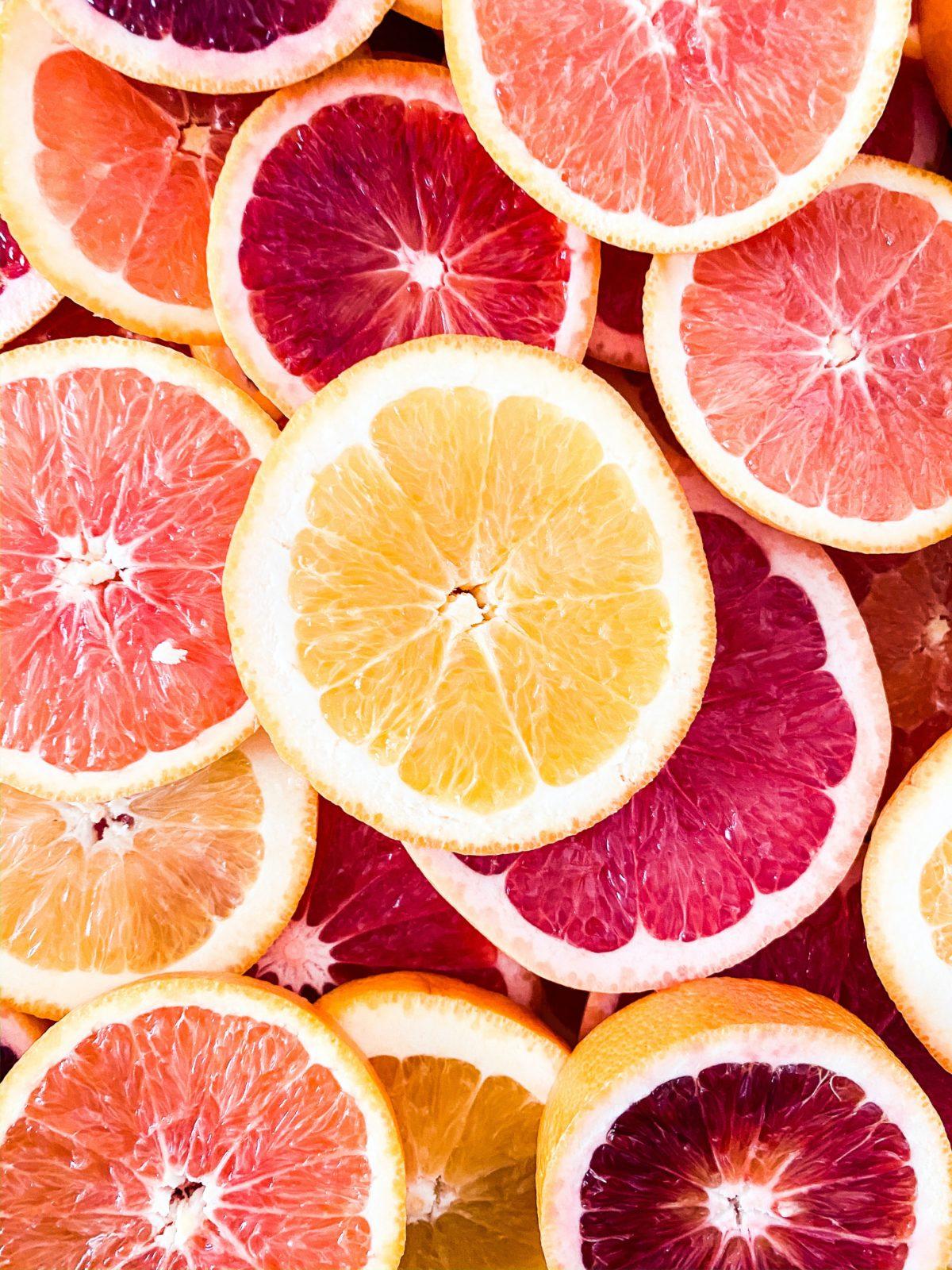 acides de fruits