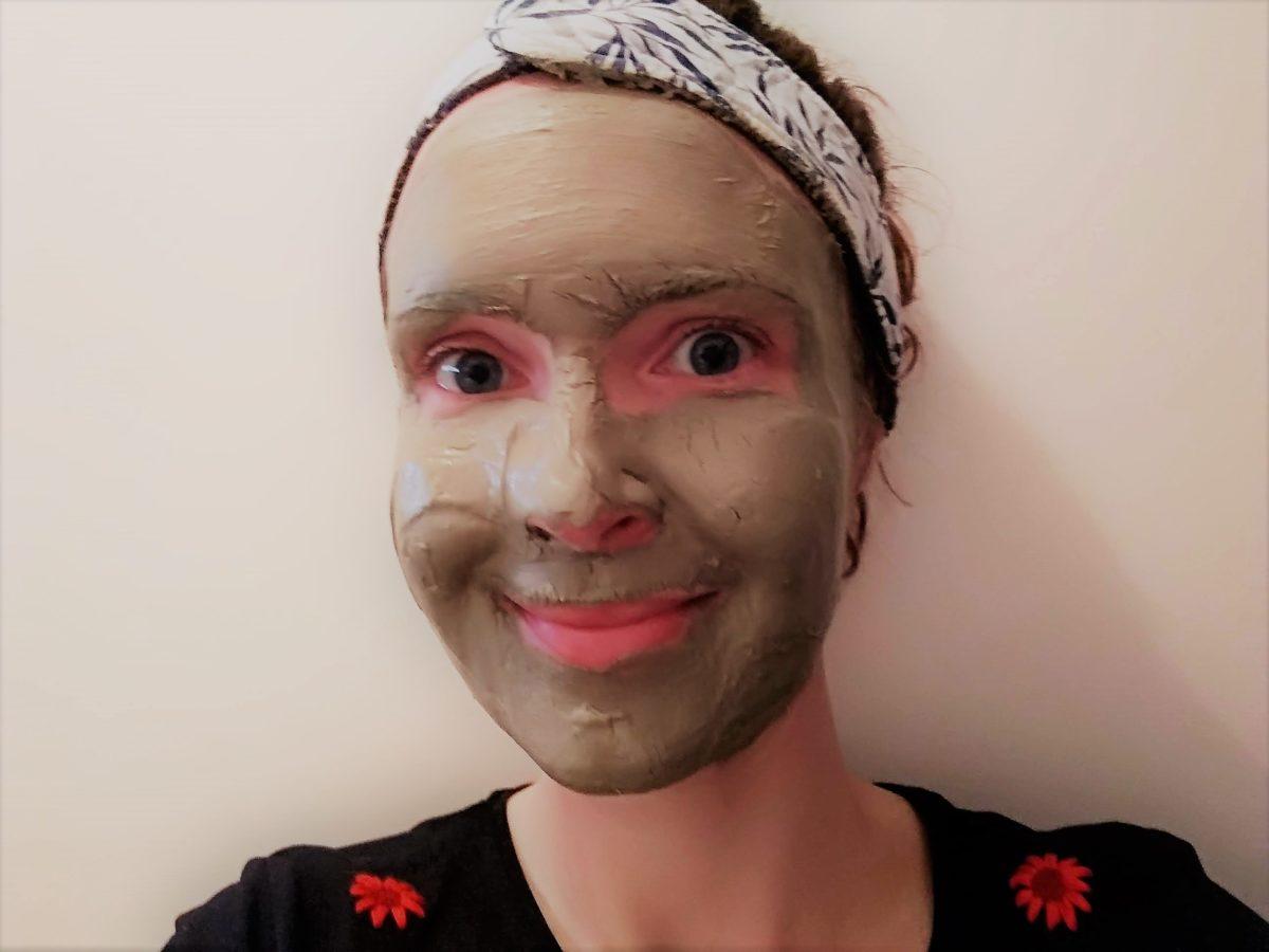 masque anti-rides maison