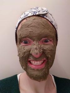 masque visage purifiant
