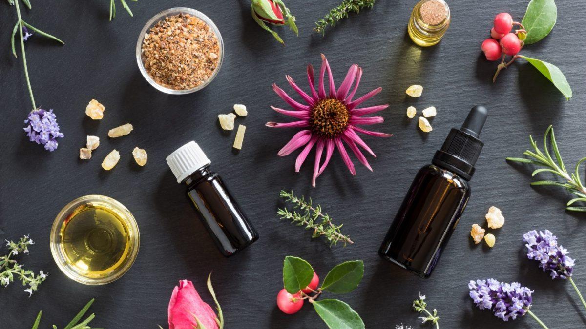 trousse aroma peau sèche
